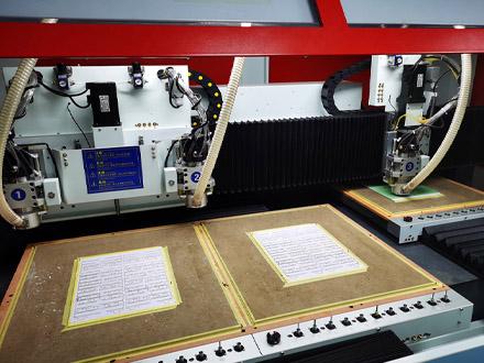 PCB锣板机