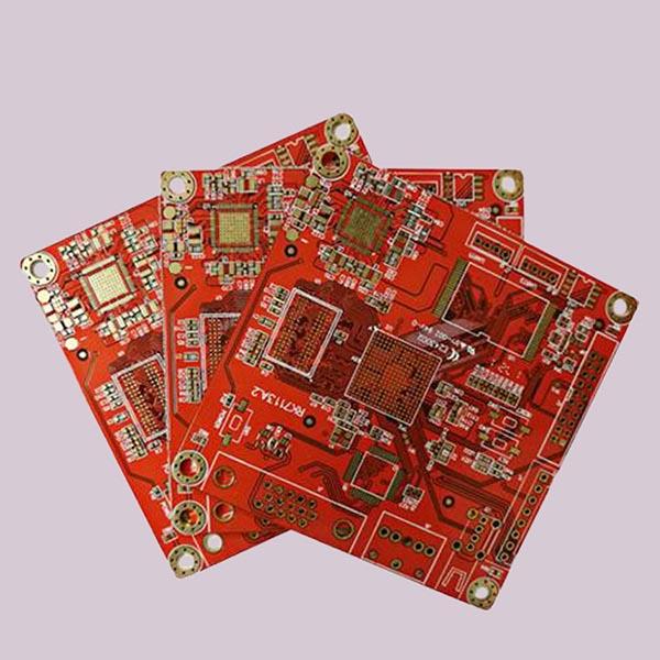 <b>1oz铜厚游戏机FR4线路板</b>