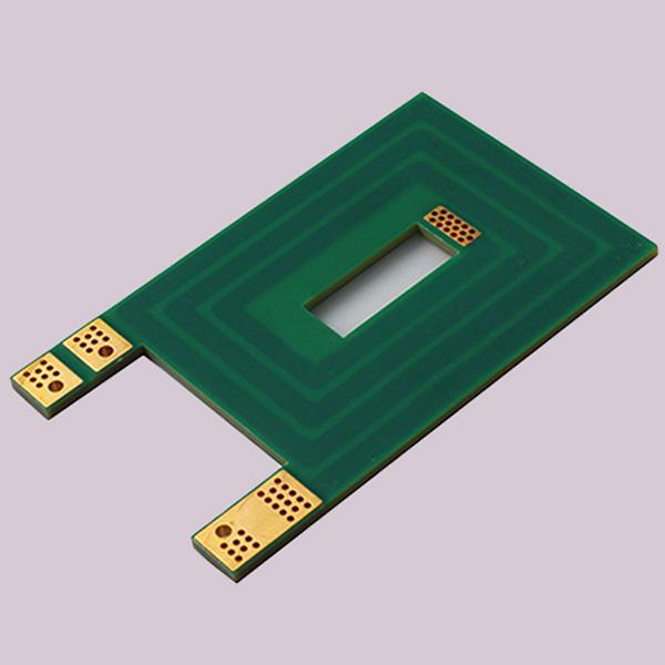 厚铜厚金电力控制板