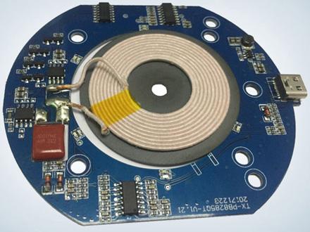 智能车载无线充PCBA