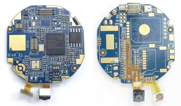 智能手表PCBA主板