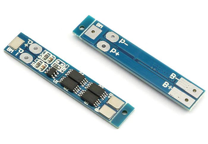 锂电池充电PCBA保护板