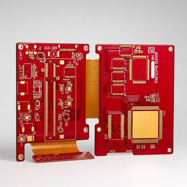 红油通信软硬结合HDI板