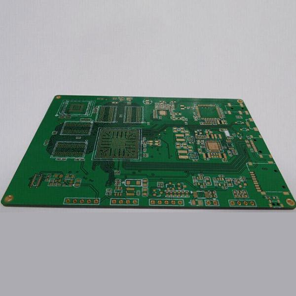 工控FR4沉金电路板
