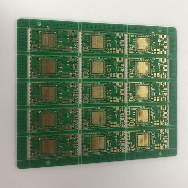 6层安防沉金PCB线路板