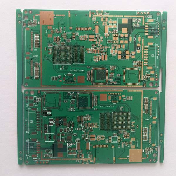 2OZ铜厚汽车PCB线路板
