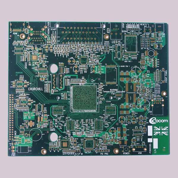 高多层PCB工业电路板