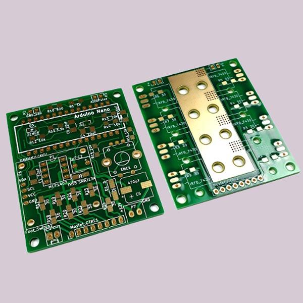 8层沉金PCB线路板