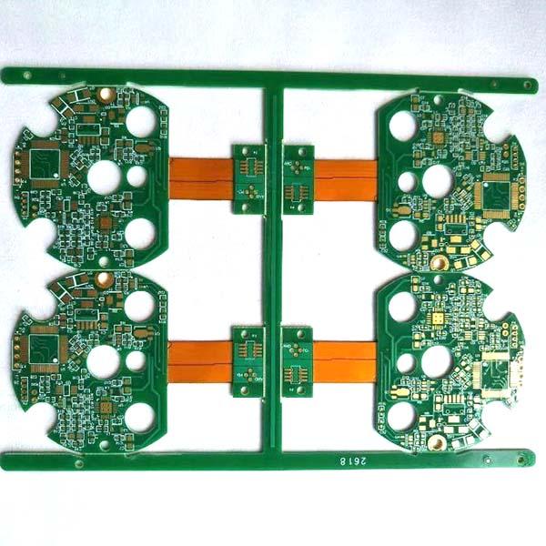 高多层阻抗软硬结合板