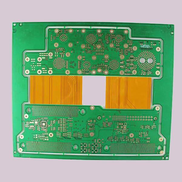 8层化金软硬结合板