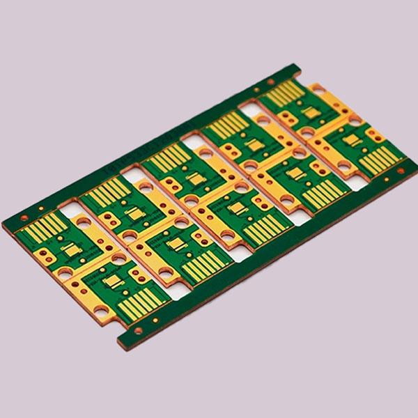 6OZ铜厚沉金PCB厚铜板