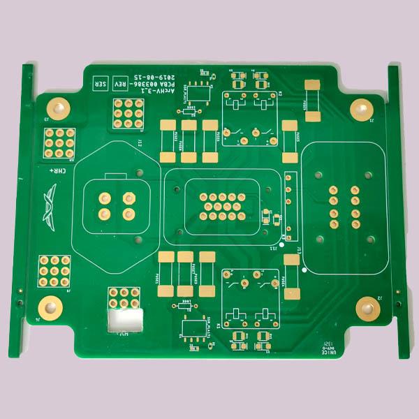 4OZ铜厚PCB厚铜厚金板