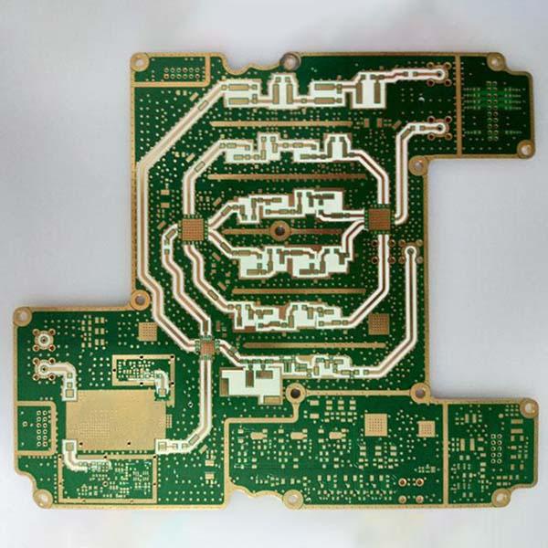 高频PCB通信雷达基板