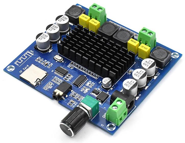 蓝牙5.0功率放大器PCBA板