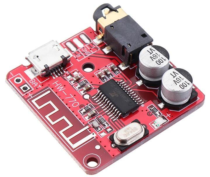 车载音箱音频接收PCBA主板