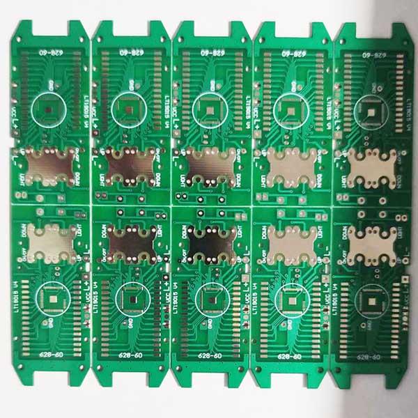 智能计数跳绳PCBA电路板