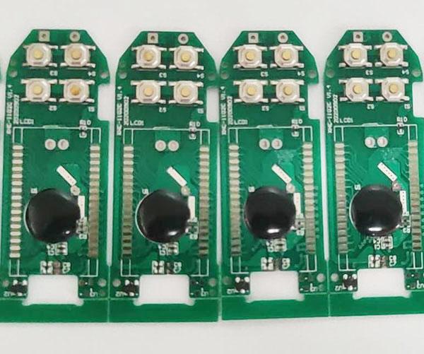 电子跳绳计数PCBA控制板