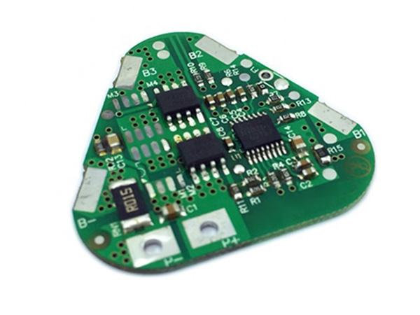 三串锂电池PCBA保护板