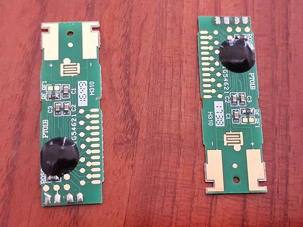 数字式电子体温计PCBA电路板