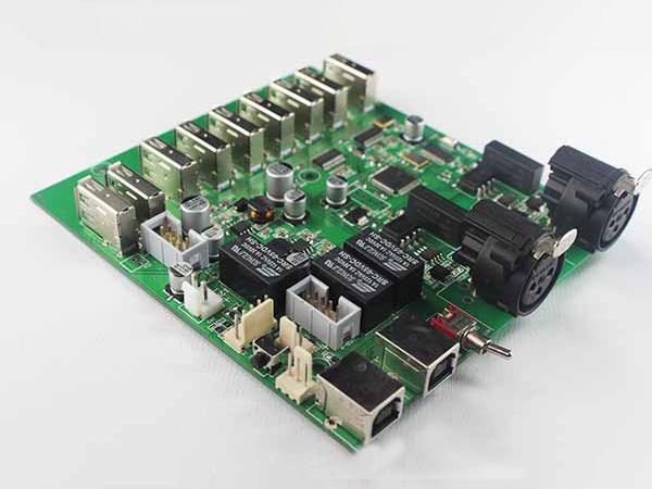 充电桩PCBA电路板