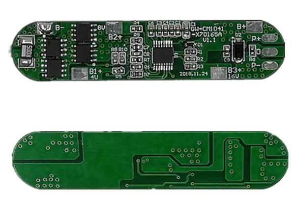 电池保护PCBA电路板