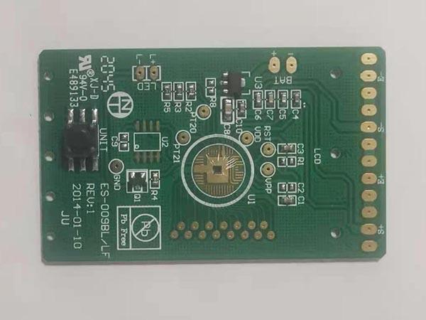 温湿度计电路板