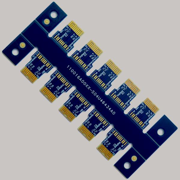 镀金PCB电路板