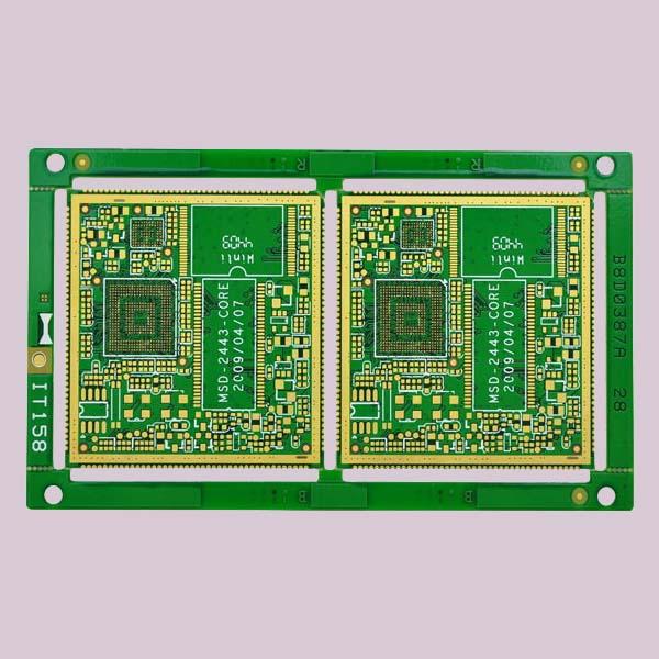双面铝基PCB电路板