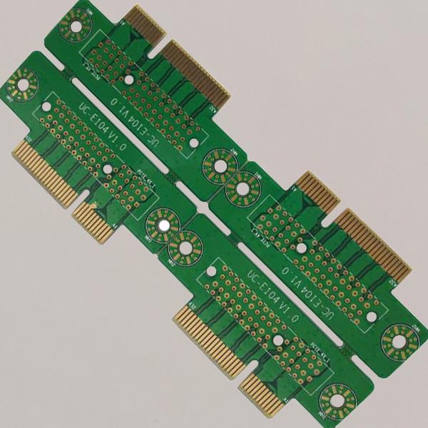 沉金金手指电路板