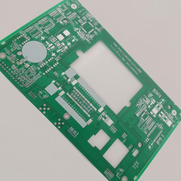 4层喷锡阻抗电路板