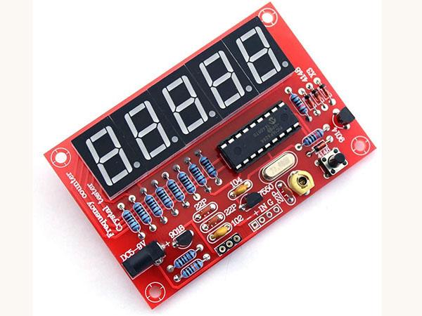 LED显示电子称PCBA电路板