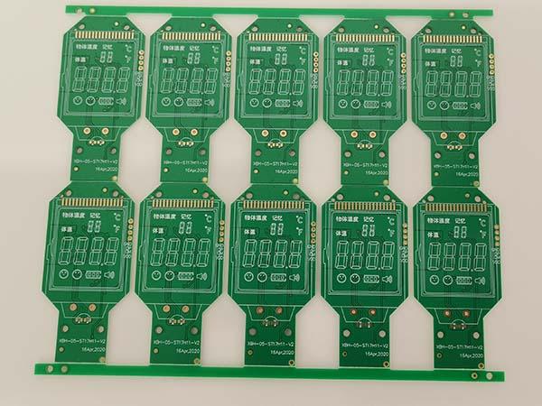 PCB拼板方式
