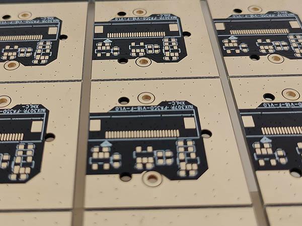 镀金电路板