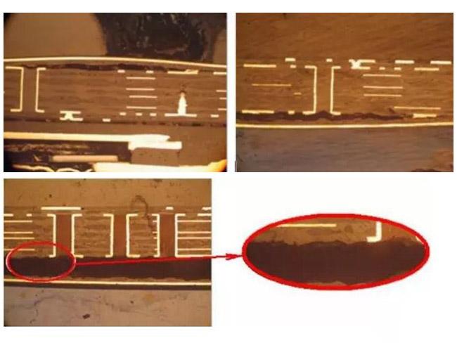 电路板组装焊接的爆板分析