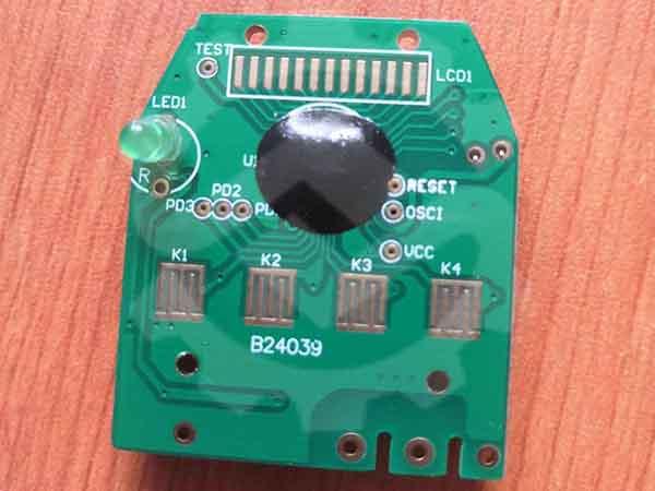 定时器PCBA电路板