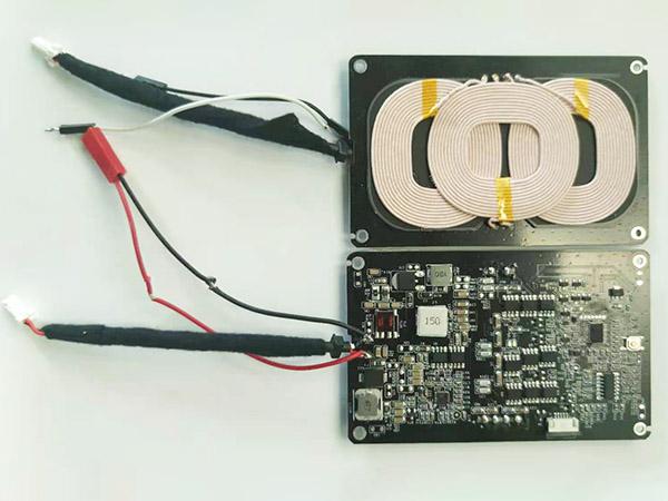汽车车载无线充电PCBA电路板方案