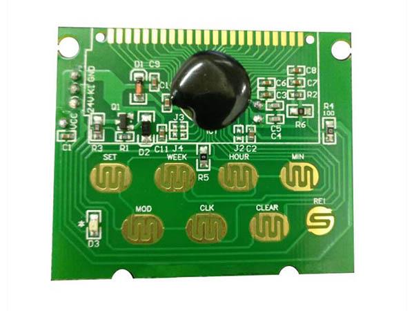 计时器PCBA电路板