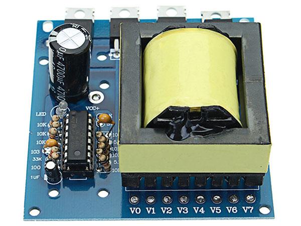 逆变器PCBA电路板