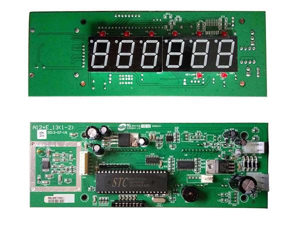 电子秤电路板加工