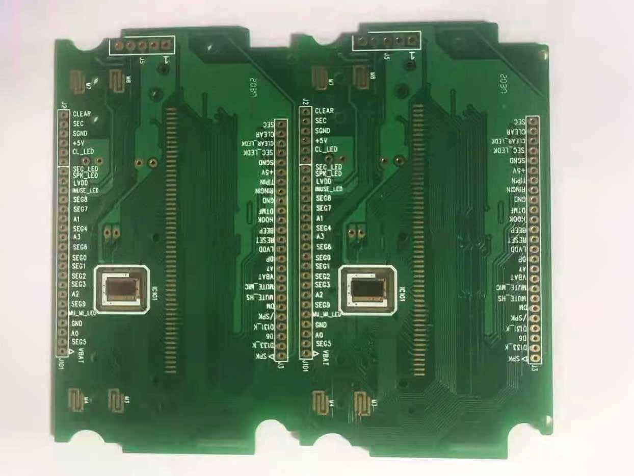 温度计PCBA电路板