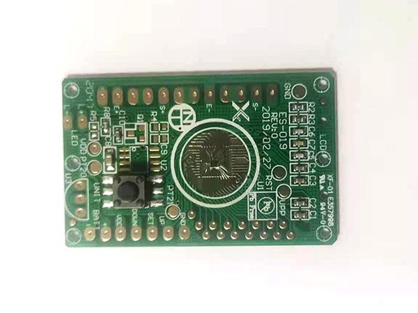 室内温度计电路板方案