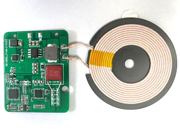 15W无线充印制电路板