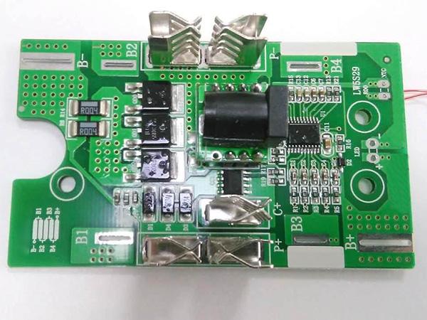 5串18V锂电池PCBA保护板