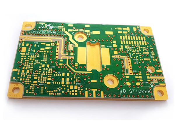 高频电路板打样为什么选领智电路?