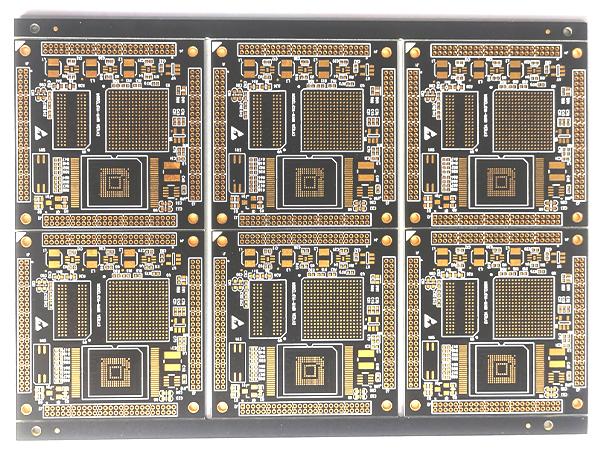 安防球机PCB线路板
