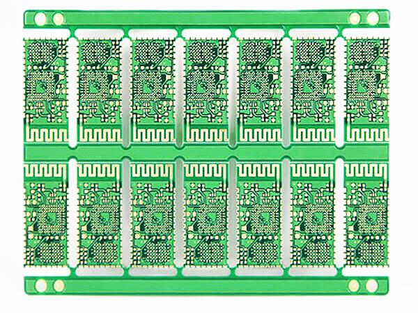 蓝牙模块四层PCB线路板
