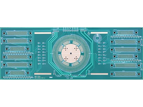 6层IC测试阻抗电路板
