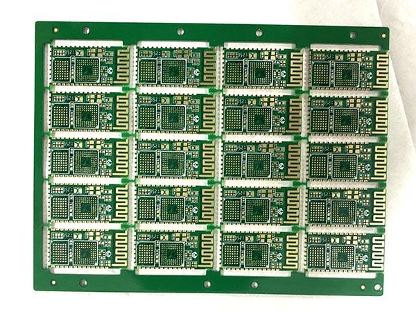 WIFI模块半孔线路板