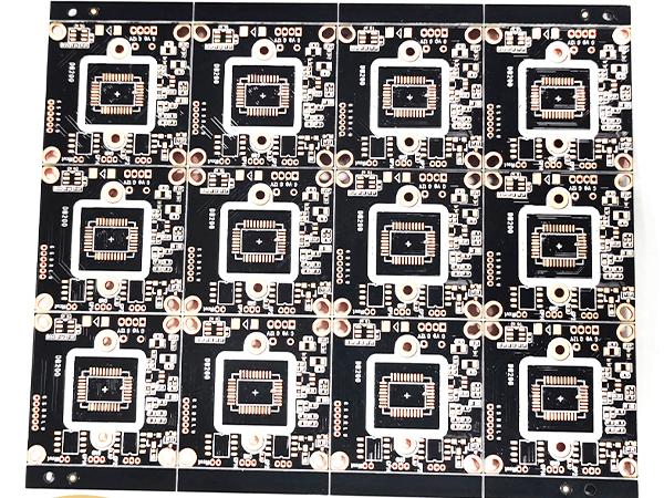 FR4沉金PCB线路板打板