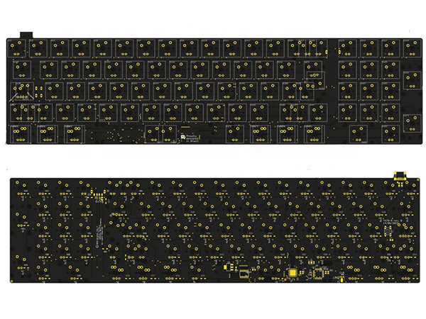无线键盘PCB线路板